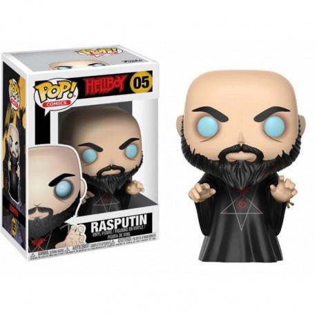 05 Rasputin (Hellboy)