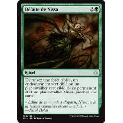 Défaite de Nissa / Nissa's Defeat