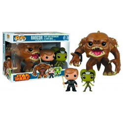03 Pack Rancor, Luke et Oola