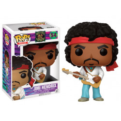 54 Jimi Hendrix