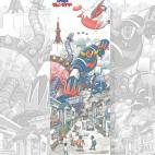 Grendizer / Goldorak Réplique Soucoupe Die Cast avec Figurine Ejectable Edition 20th Anniversaire