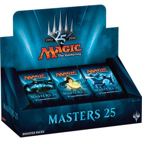 Boîte  24 Boosters Masters 25