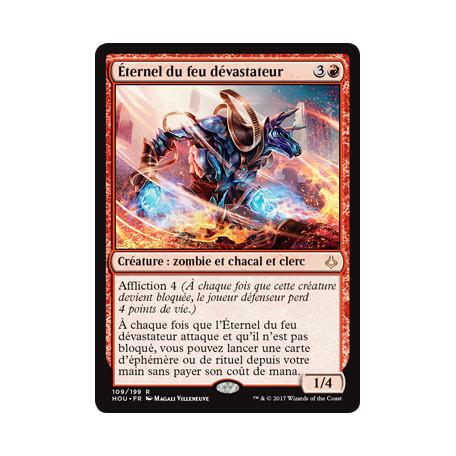 Éternel du feu dévastateur / Wildfire Eternal