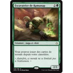 Excavatrice de Ramunap / Ramunap Excavator