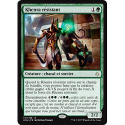 Khenra résistant / Resilient Khenra