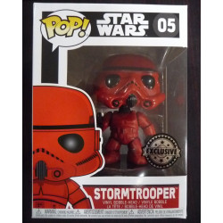 05 Stromtrooper Red - Exclusive