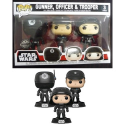 03 Pack Gunner, Officer & Trooper