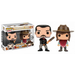 02 Pack Negan & Carl Grimes