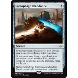 Sarcophage abandonné / Abandoned Sarcophagus