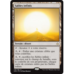 Sables infinis / Endless Sands