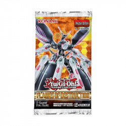 Yu-Gi-Oh! - Booster Les Flammes de la Destruction