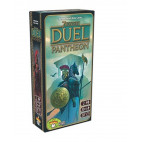 7 Wonders Duel Pantheon - Asmodée - Repos Production
