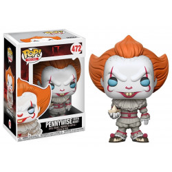 472 Pennywise with Boat - New