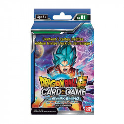 Dragon Ball Super Card Game : Starter