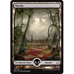 Marais / Swamp n°187