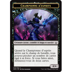 Championne d'esprits / Champion of Wits - 4/4