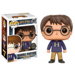27 Harry Potter In Sweater Exclu Hot Topic