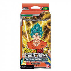 Dragon Ball Super Card Game : Special Pack 1 Galactic Battle