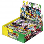 Dragon Ball Super Card Game  : Boîte 24 boosters  Union Force - série 2