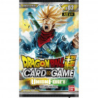 Dragon Ball Super Card Game  : Booster  Union Force - série 2