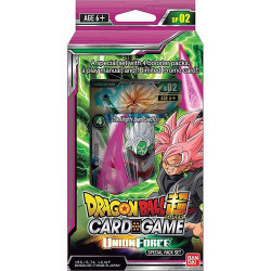 Dragon Ball Super Card Game : Pack Spécial Union Force - série 2