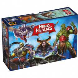 Hero Realms - Jeu de Deckbuilding