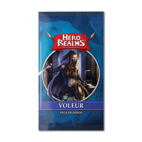Hero Realms - Deck de Héros : Archer