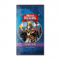 Hero Realms - Deck de Héros : Sorcier