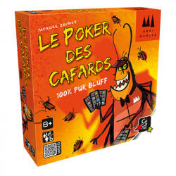 Le poker des cafards ( Kaker Laken Poker)