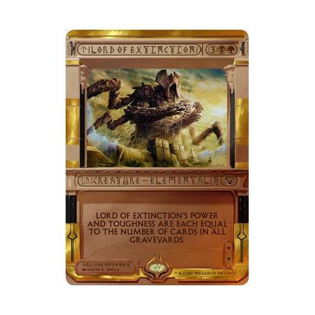 Lord of Extinction / Seigneur de l'extinction