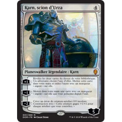 Karn, scion d'Urza / Karn, Scion of Urza