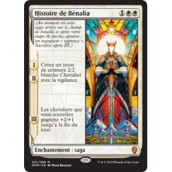 Histoire de Bénalia / History of Benalia
