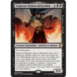 Seigneur démon Belzenlok / Demonlord Belzenlok