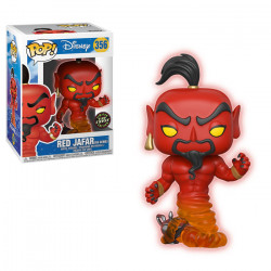 356 Red Jafar (as Genie)  - Chase * Limited Edition