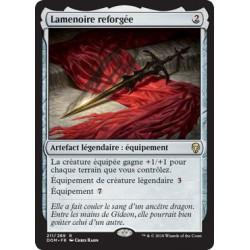 Lamenoire reforgée / Blackblade Reforged