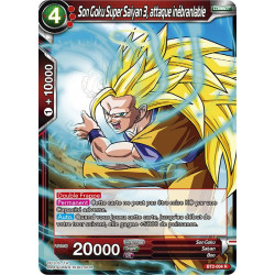 BT2-004 Son Goku Super Saiyan 3, attaque inébranlable