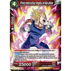 BT2-009 Prince destructeur Vegeta, le Mal ultime