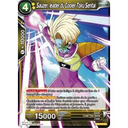 BT2-115 Sauzer, leader du Cooler Toku Sentai