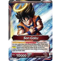 BT2-002 Son Goku // Son Goku, âme déchaînée