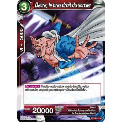BT2-023 Dabra, le bras droit du sorcier