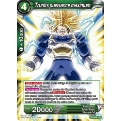 BT2-078 Trunks puissance maximum