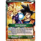 BT2-069 Son Gohan // Goku et Gohan, Kamehameha père-fils