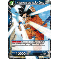 BT2-038 Attaque totale de Son Goku