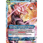 BT2-036 Goku Black // Goku Black, l'avènement du désespoir