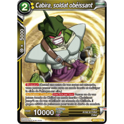 BT2-119 Cabira, soldat obéissant