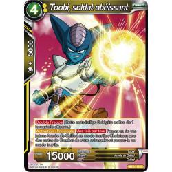 BT2-118 Toobi, soldat obéissant