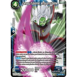 P-011 Zamatsu fusionné, le rayon sublime