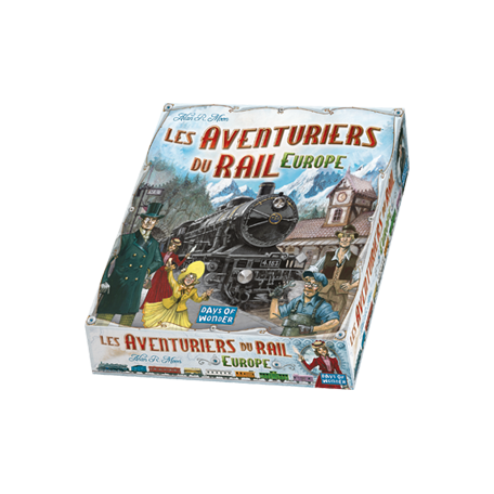 Aventuriers du Rail Europe (Les)