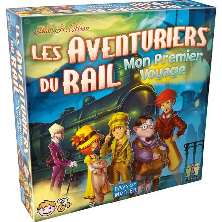 Aventuriers du Rail (Les) - Mon Premier Voyage
