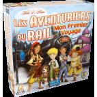 Aventuriers du Rail Europe (Les) - Mon Premier Voyage